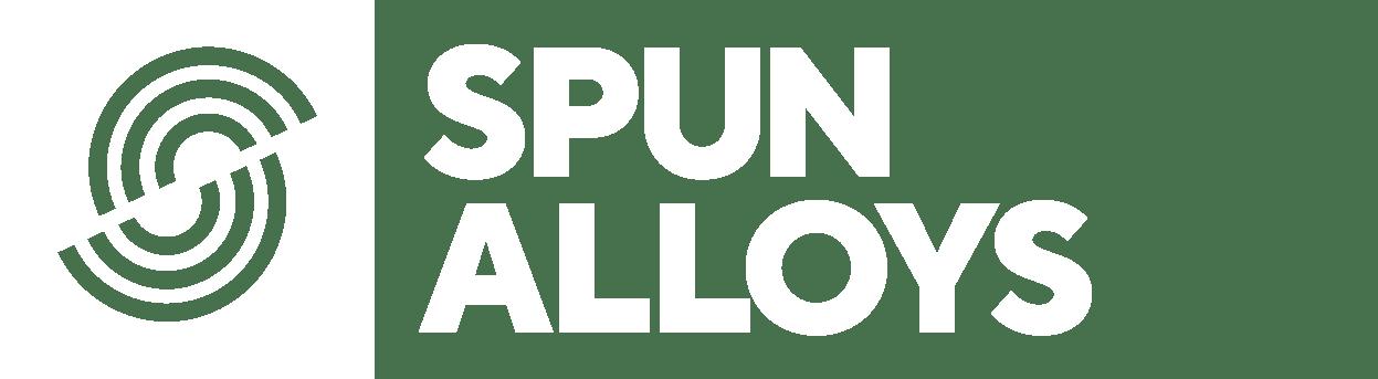Spunalloys
